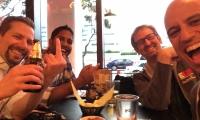 Scott Weingart, Swamy, Dr. Stone, ZDoggMD