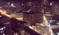SF at Night
