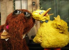 Mental Illness on Sesame Street