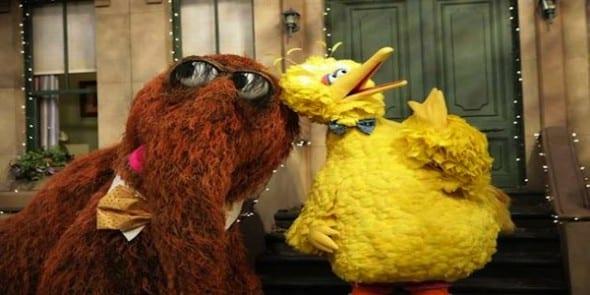 Mental Illness on Sesame Street