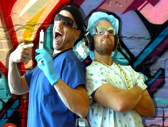ZDoggMD and Josh.0