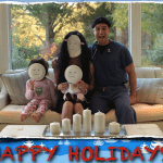 ZDoggMD Family Holiday Card
