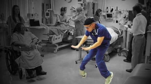 Hospital Shake | Harlem Shake | ZDoggMD