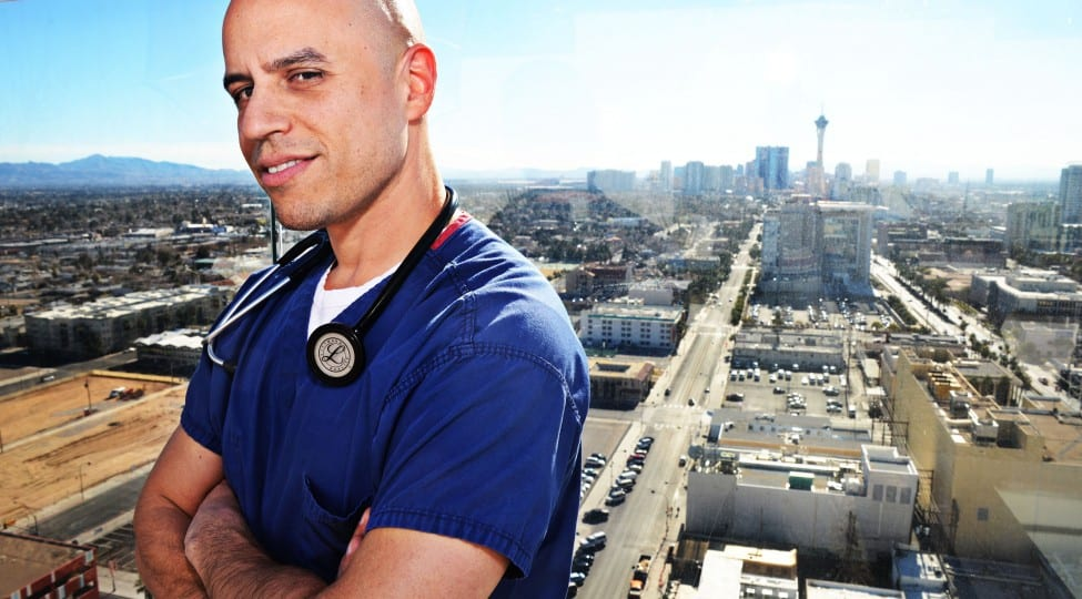 Downtown Las Vegas ZDoggMD