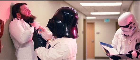 Doc Vader, Millennials, and the Opioid Crisis