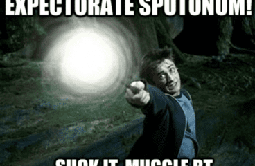 Expectorate Sputonum | Harry Potter RT | ZDoggMD