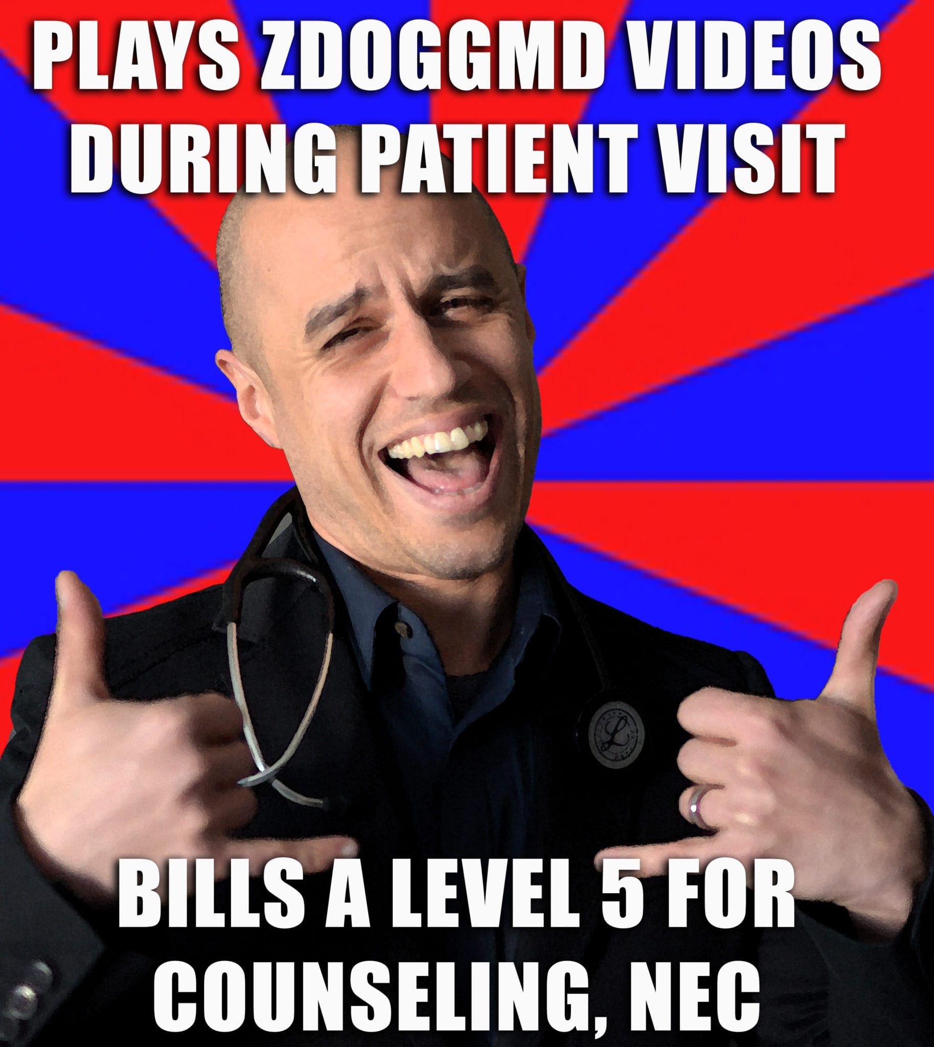 ZPartyCounselingNOS cloudy with a chance of meme from the meme of zdoggmd