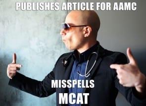 MCAT   AAMC  ZDoggMD   Zubin Damania