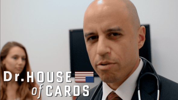 Dr. House of Cards | ZDoggMD