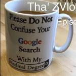 ZVlogg 016 | Dr. Google