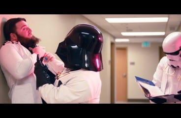 Doc Vader | Episode I | Pager Menace | ZDoggMD