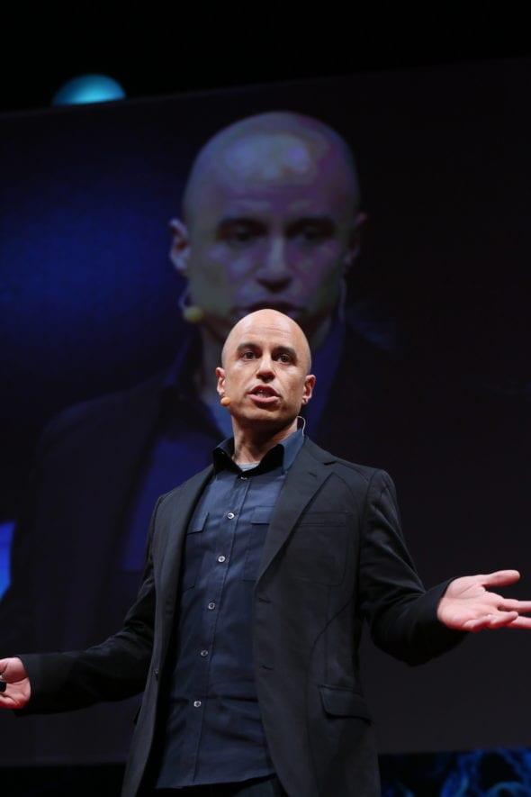 Zubin Damania | Health Care Speaker | ZDoggMD | TEDMED