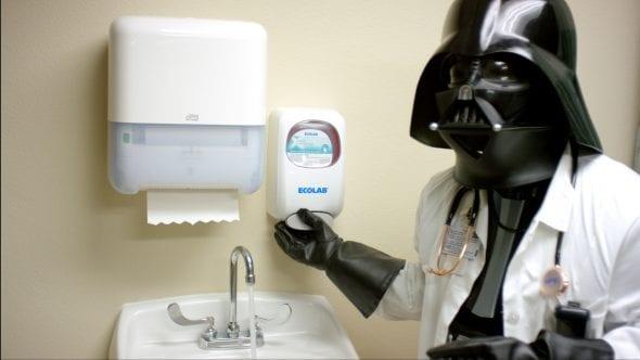 Doc Vader on Hand Hygiene | ZDoggMD