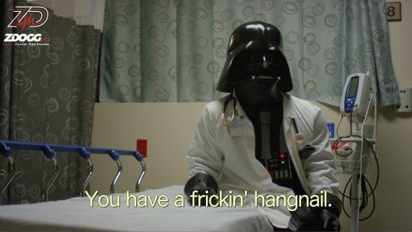 Doc Vader Emergency Room Fails