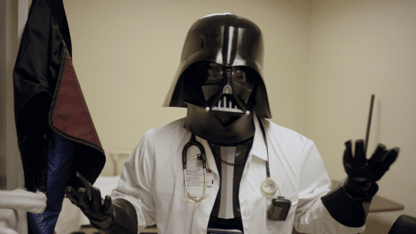 Doc Vader on Medical Equipment