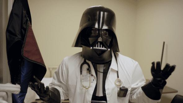 Doc Vader on Medical Equipment