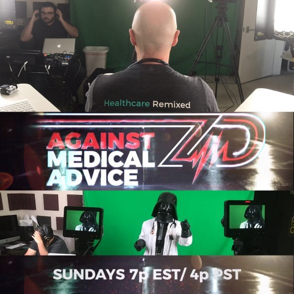 ZDoggMD's Against Medical Advice Facebook Live Show
