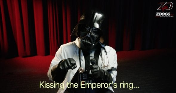 Doc Vader Mean ZDoggMD