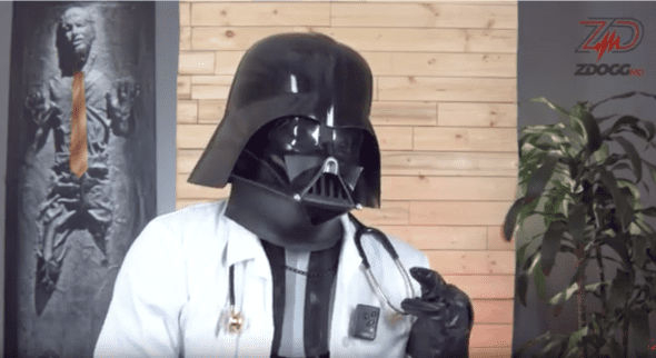 ZDoggMD Incident Report Live with Doc Vader