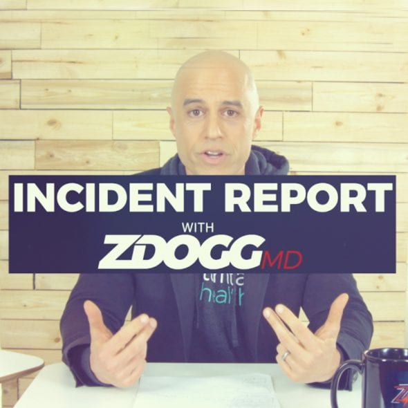 Incident Report LIVE show | Podcast | Dr. Zubin Damania