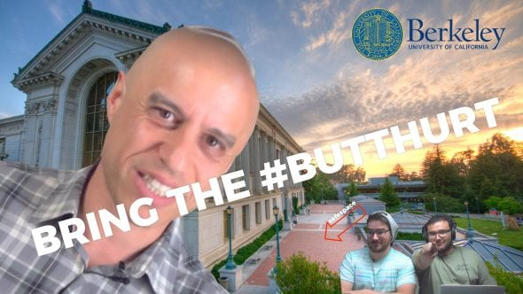 ZDoggMD Incident Report Berkeley Butthurt