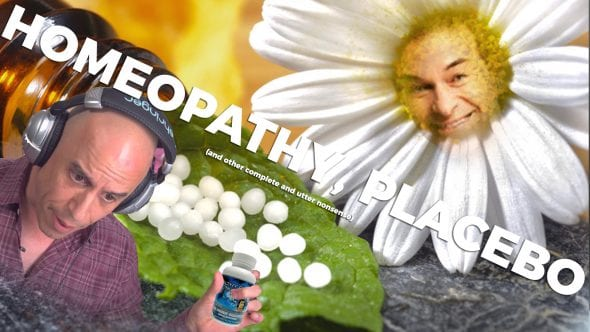 Placebo and Homeopathy ZDoggMD
