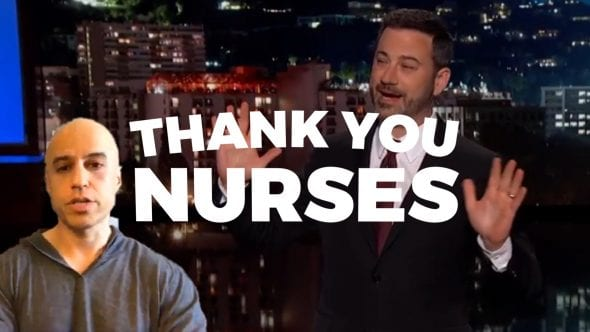 ZDoggMD Jimmy Kimmel Incident Report