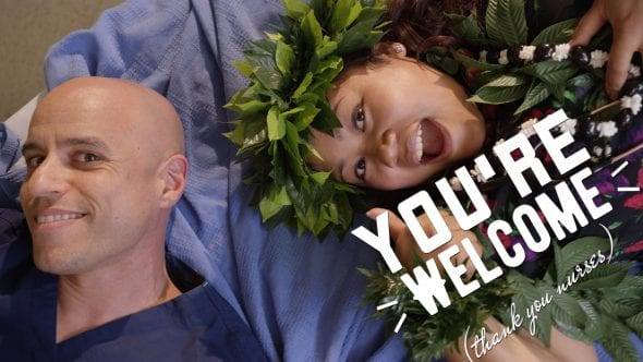 You're Welcome (and thank you Nurses) | By ZDoggMD