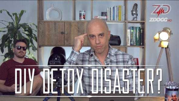 Incident Report Detox with ZDoggMD