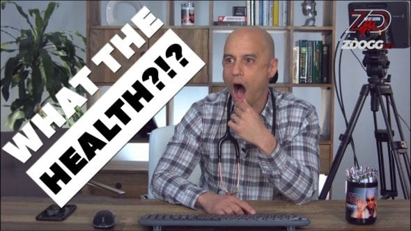 A ZDoggMD Pseudoscience take down of What The Health
