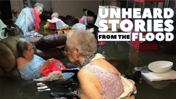 Stories From the Flood: Listening to the Front Lines in Texas