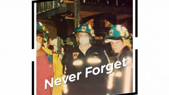 Healthcare Heroes of 9/11: Your Stories