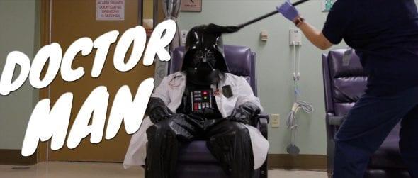 Elton John Rocket Man Parody Doctor Man ZDogg