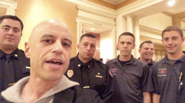 THE VEGAS EMS HEROES OF ROUTE 91