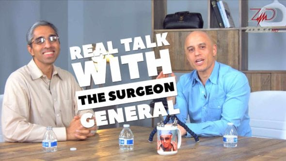 Real Talk w/The 19th Surgeon General of the United States