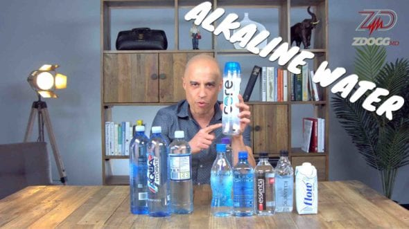 What's The Deal With Alkaline Water?
