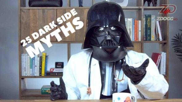 25 Medical Myths Doc Vader Hates