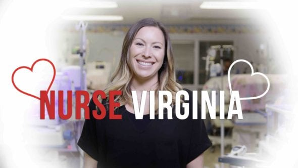 Train, parody, meet virginia, nurses, nurses week, nursing, nurse virginia