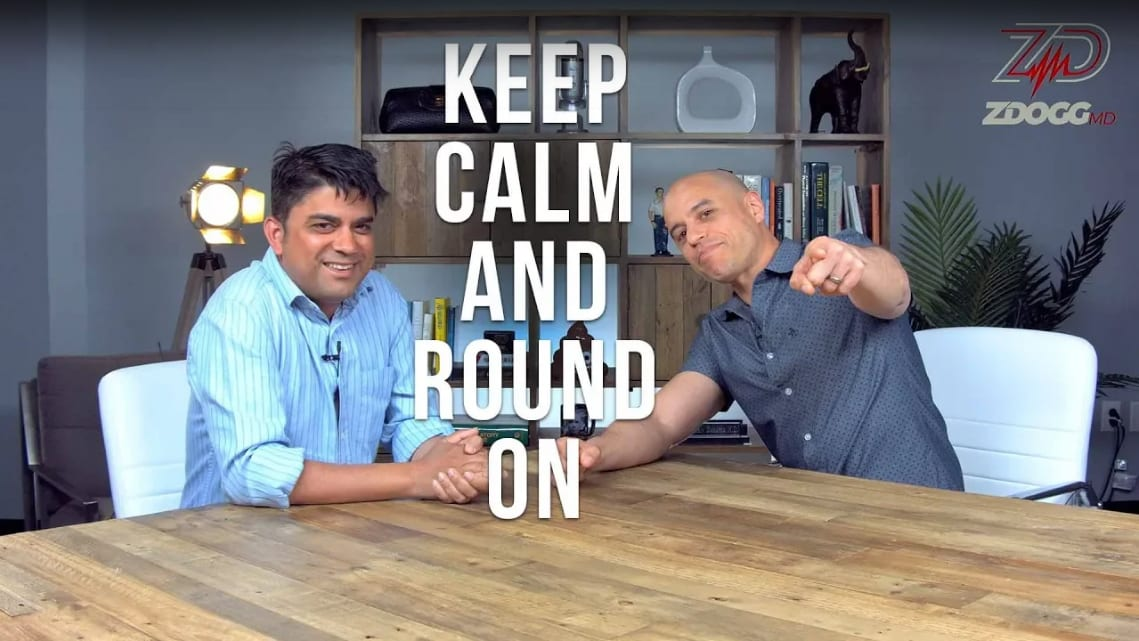 Keep Calm and Round On: The NHS and Dr. Bawa-Garba