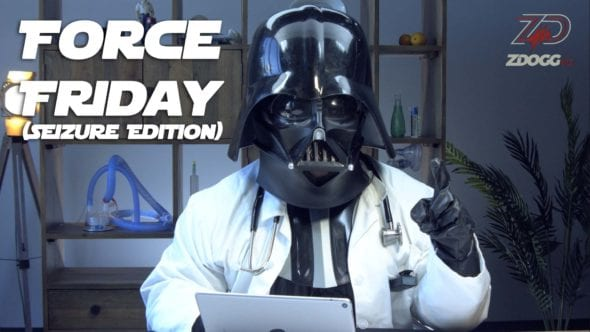 FORCE FRIDAY: SEIZURE EDITION