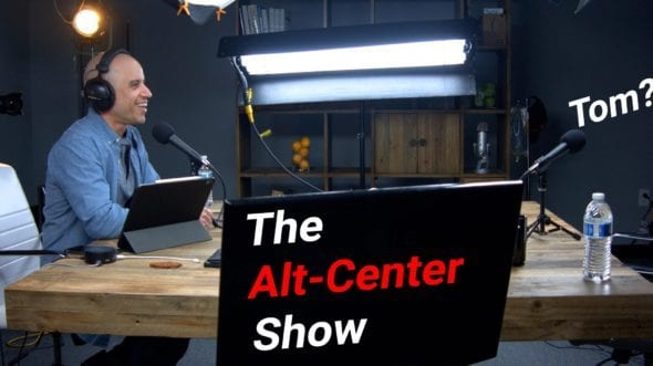THE ALT-CENTER SHOW: EP. 2