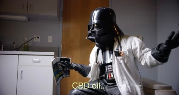 DOC VADER ON CBD OIL