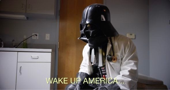 DOC VADER ON THE CDC