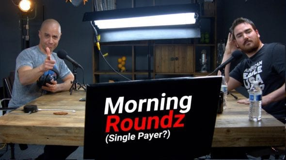 MORNING ROUNDZ W/TOM & Z, EP. 3