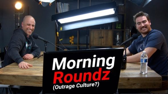 MORNING ROUNDZ W/TOM & Z: EP. 4