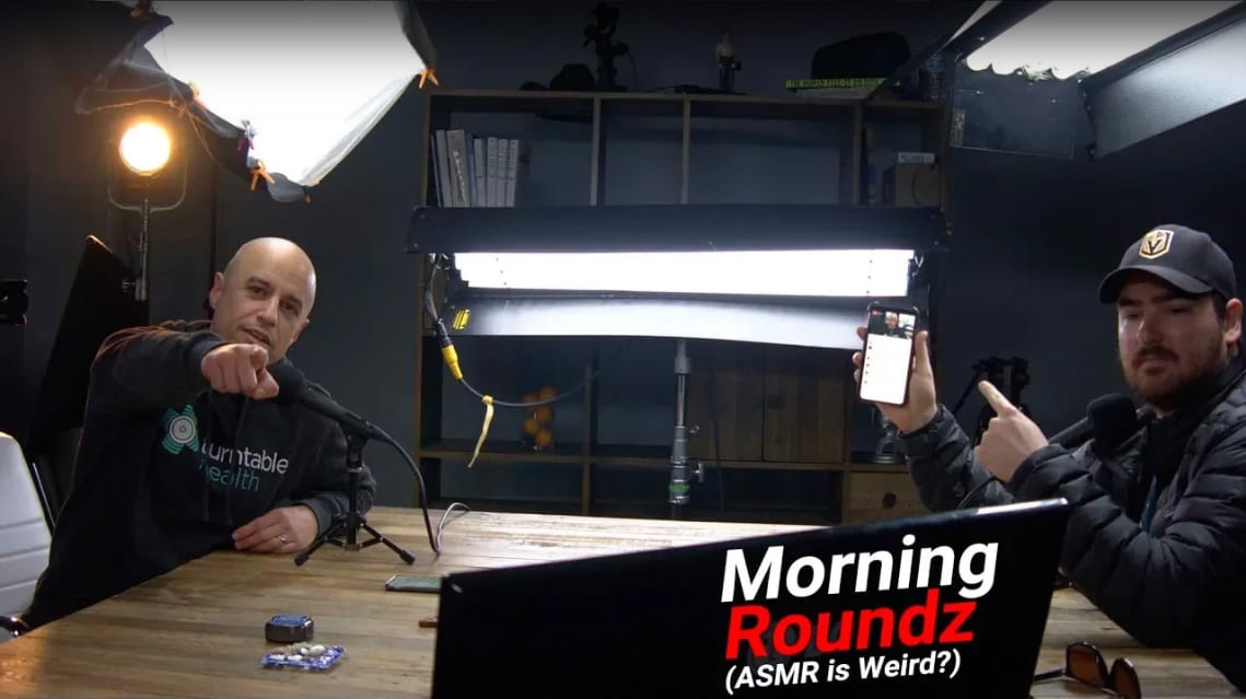 Morning Roundz w/Tom & Z: Ep. 8 (ASMR, College Admissions Scandal)
