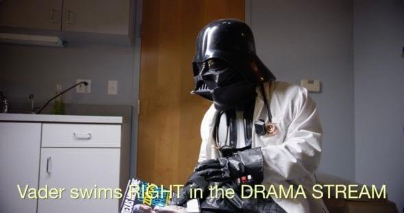 Doc Vader on Staff Drama