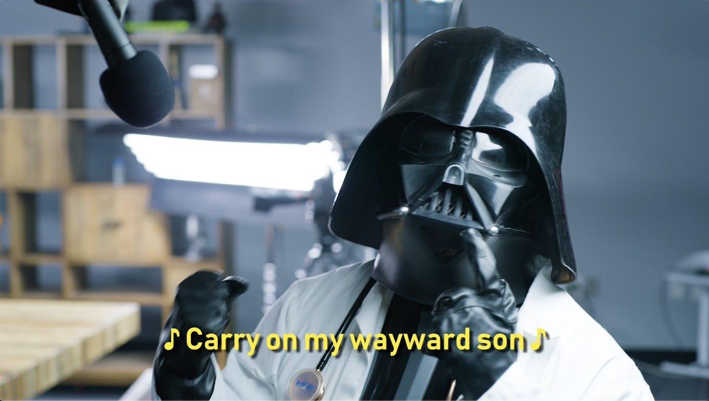 Doc Vader On Airplane Emergencies